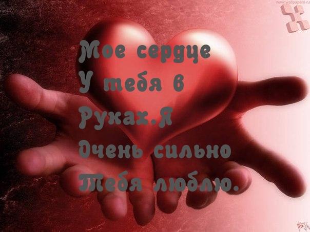 мои руки у тебя: